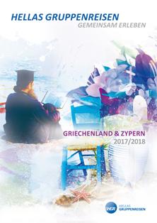 Katalog Gruppenreisen Griechenland und Zypern